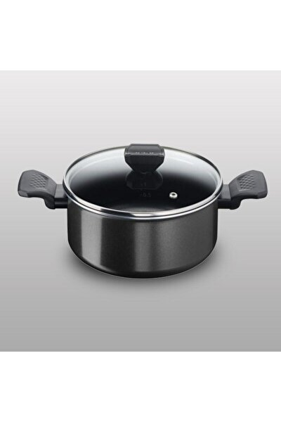 Titanyum 1x Extra Cook&clean Difüzyon Tabanlı Derin Tencere - 24 Cm