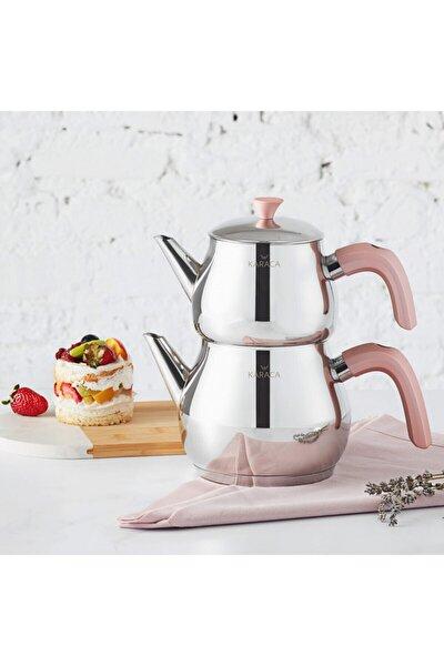 Kayra Rose Çaydanlık Takımı