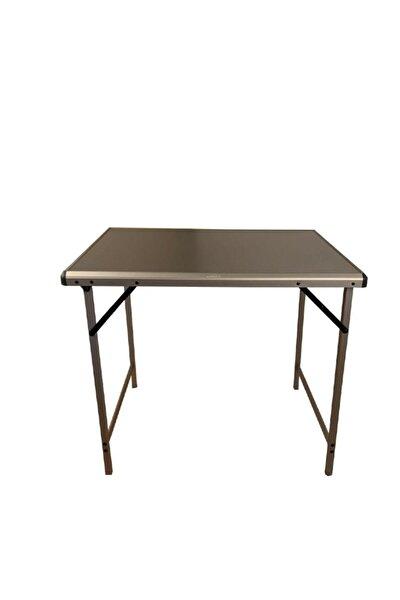 Metalik Katlanır Kamp Masası