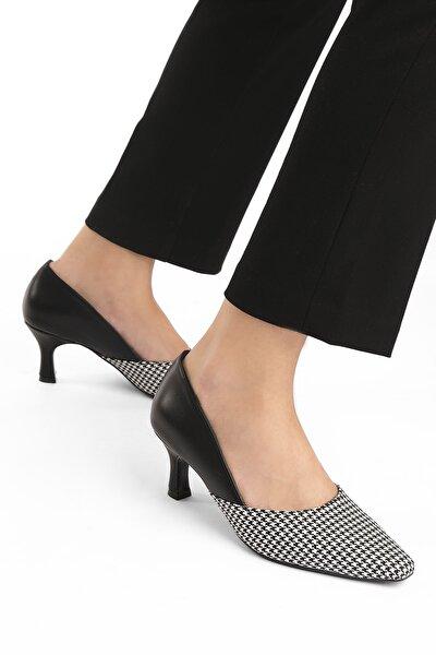 Kadın Stiletto Topuklu Ayakkabı Vonez