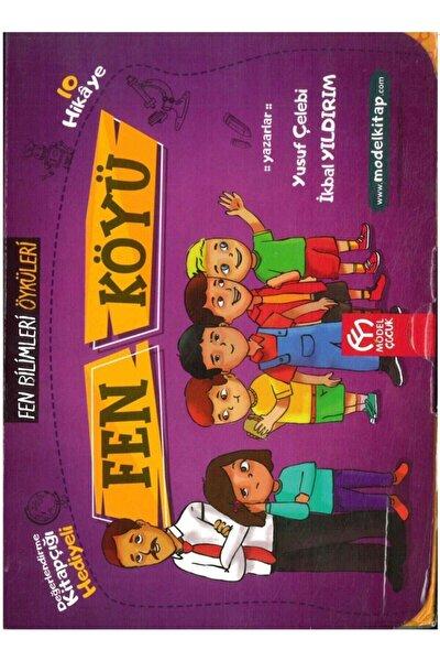 Model Çocuk 3. Ve 4. Sınıf Fen Köyü Hikaye Seti [10 Kitap]
