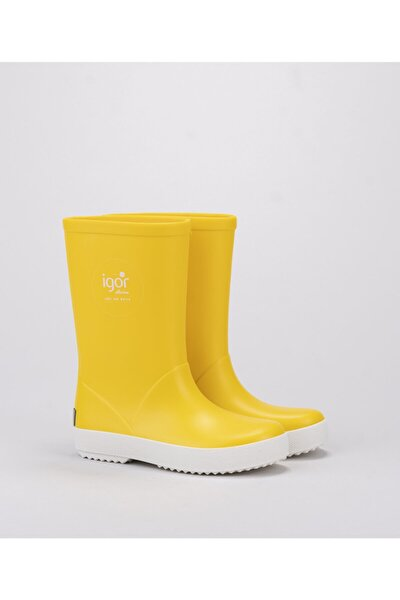 W10107-ıgr008 Splash Nautıco Amerıllo/yellow Sarı Unisex Çocuk Çizme