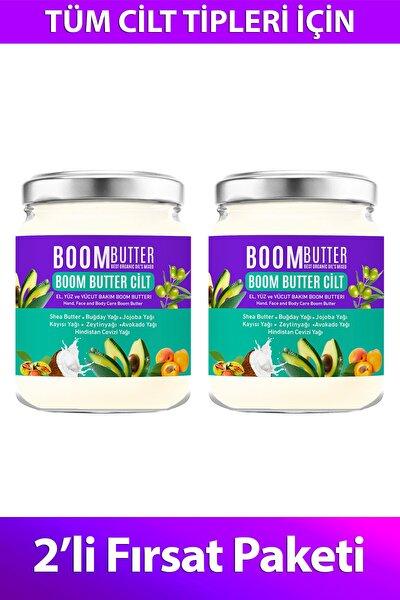 Boom Butter Cilt Bakım Yağı İkili Paket