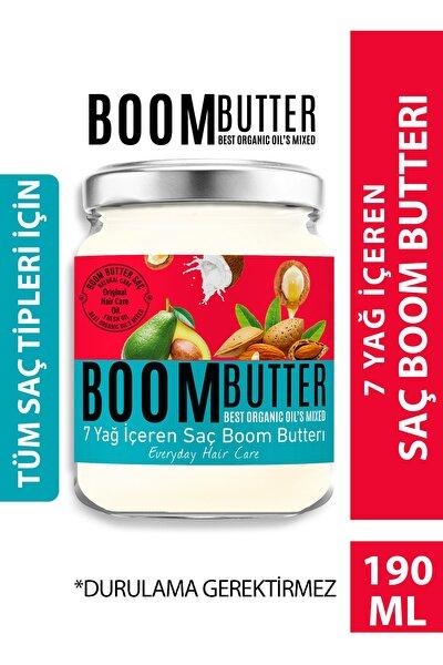 Boom Butter Saç Bakım Yağı 190 ml
