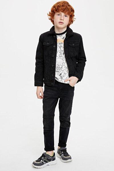 Erkek Çocuk Martin Super Skinny Fit Jean Pantolon