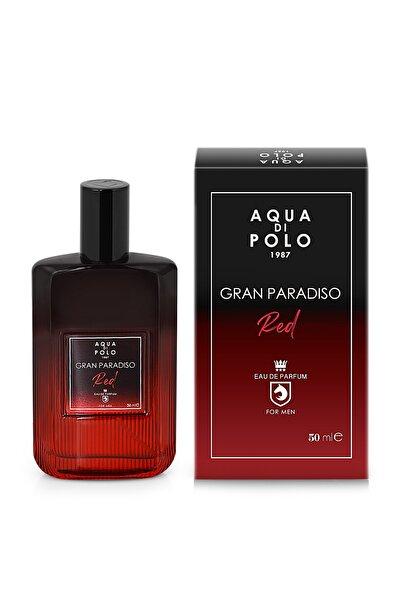Gran Paradiso Red Edp 50 ml Erkek Parfümü 8682367012760