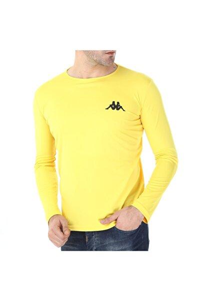 Poly T-shirt Uk Barew Sarı