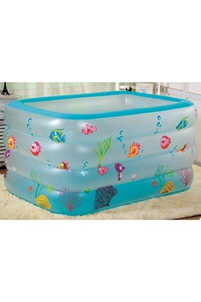 Çocuk Havuzu 140x100x70 Cm 1909089 Mavi