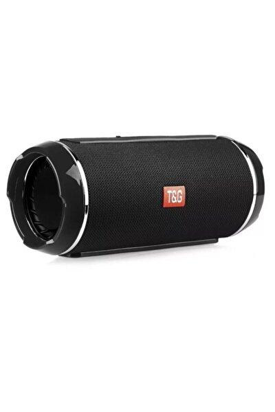 Orjinal Speaker Bluetooth Fm Radyo Ses Bombası Siyah
