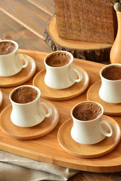 Largi 6 Kişilik Kahve Takımı B2776