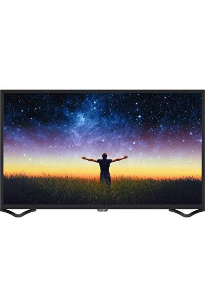"""AX39DAB13 39"""" 98 Ekran Uydu Alıcılı Android HD Ready Smart LED TV"""