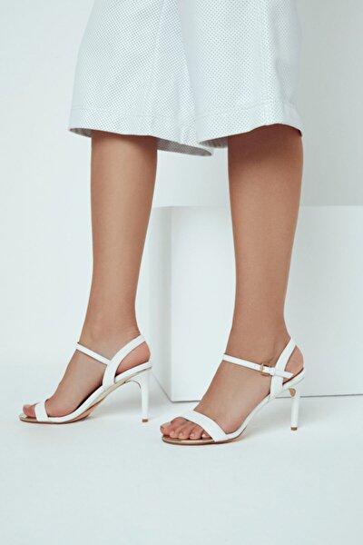 Kadın Klasik Topuklu Sandalet