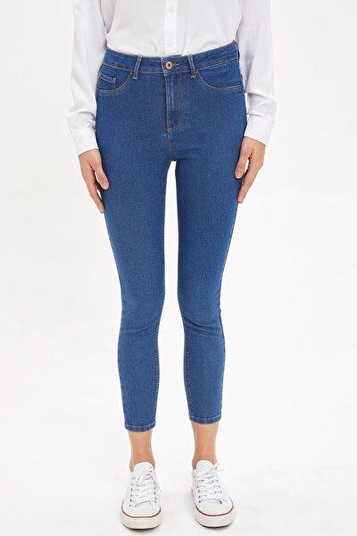 Anna Super Skinny Fit Yüksek Bel Jean Pantolon