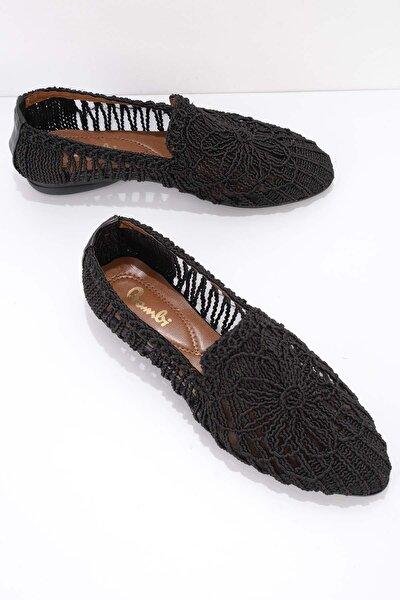 Siyah Kadın Babet K01509005016