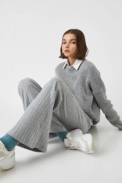 Kadın Antrasit Jeans 2KAL48687IK