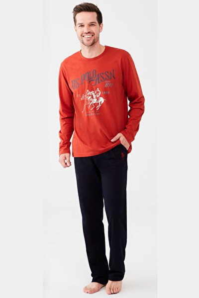 Uzun Kol Erkek Pijama Takım