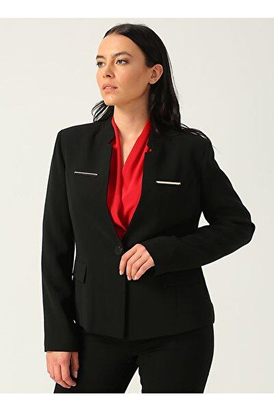 06023.1 Siyah Kadın Ceket