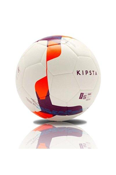 Hibrit Futbol Topu F500 Dikişli 445 Gr Beyaz