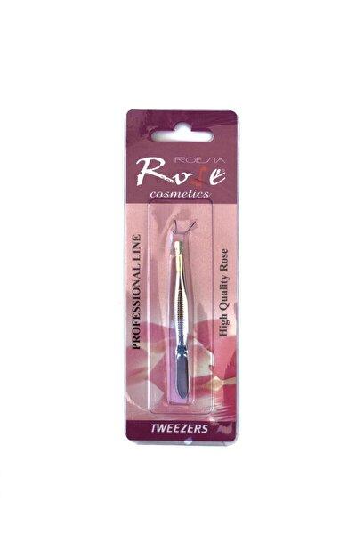 Rose Gold Model Çelik Cımbız