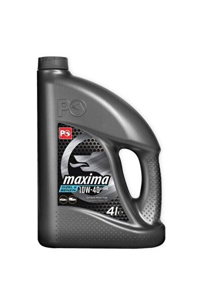 Maxima 10w-40 Plus 4lt 2021