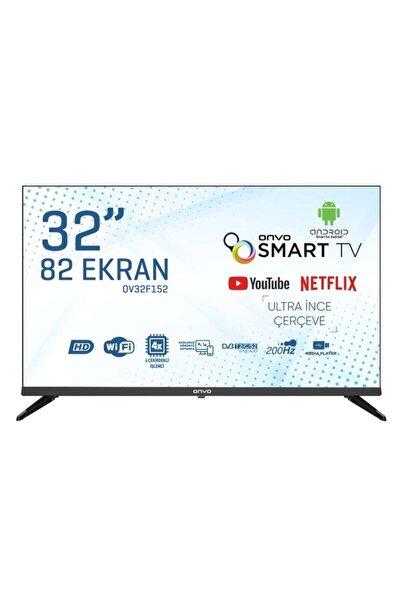 "OV32F152 32"" 81 Ekran Uydu Alıcılı HD Ready Smart LED TV"
