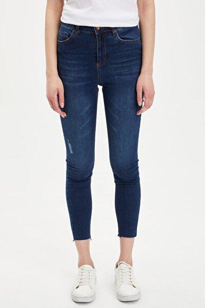 Anna Ankle Super Skinny Fit Jean Pantolon