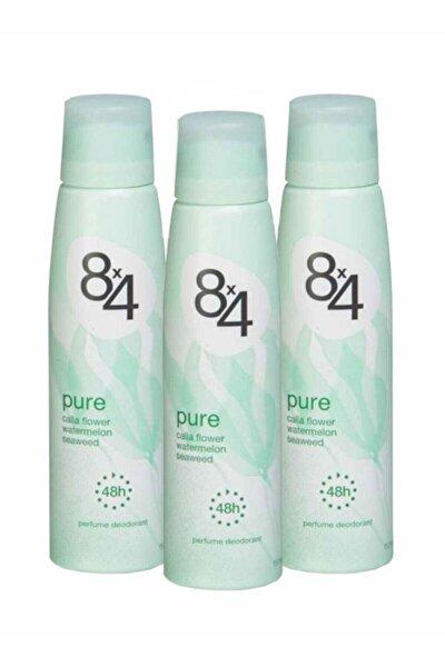 Pure 150 ml Deodorant x 3 Adet