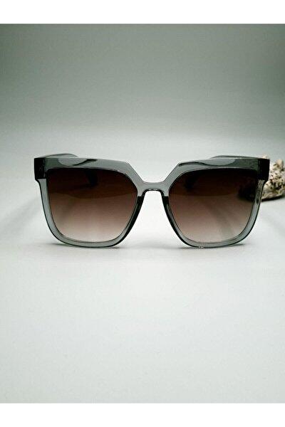 Füme Rengi Güneş Kadın Gözlüğü