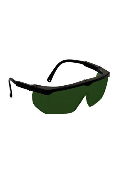 Lazer Epilasyon Estetisyen Koruyucu Gözlük Yeşil
