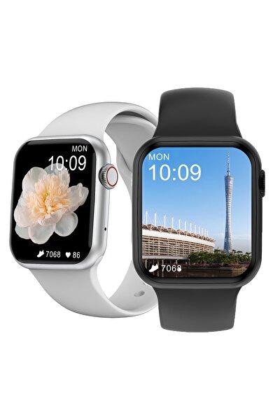 DT100 Plus Business & Spor Bluetooth Özellikli Ultra Akıllı Saat - Siyah Super Kalite