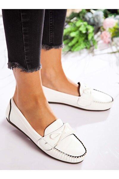 Kadın Beyaz Günlük Ayakkabı  1713019