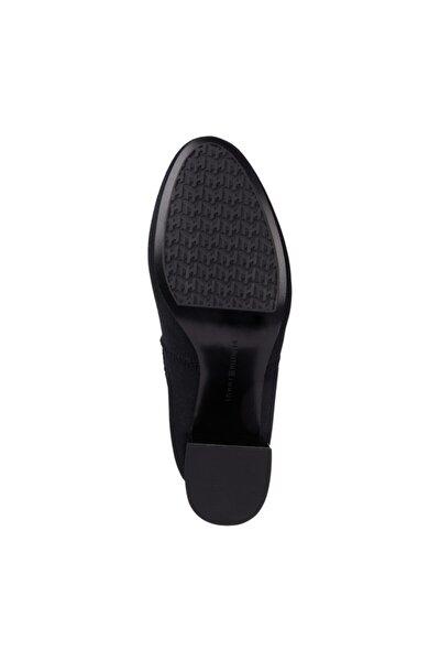 Fw0fw05768bds Siyah Kadın Topuklu Bot