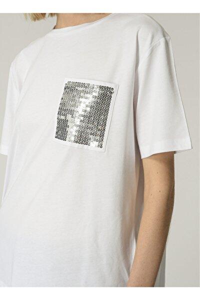 T-shirt, M, Beyaz