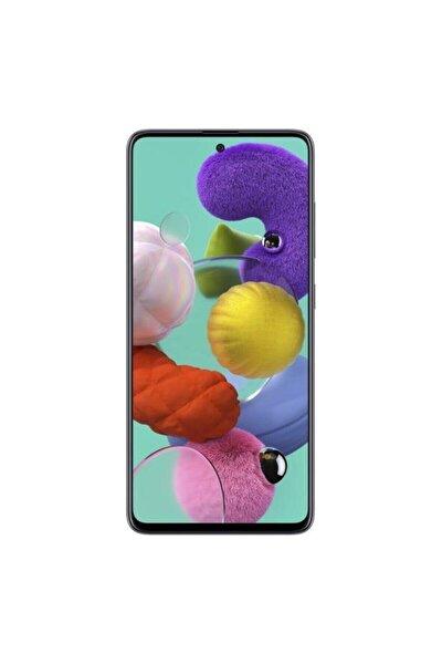 Galaxy A51 256GB Gümüş Cep Telefonu (Samsung Türkiye Garantili)