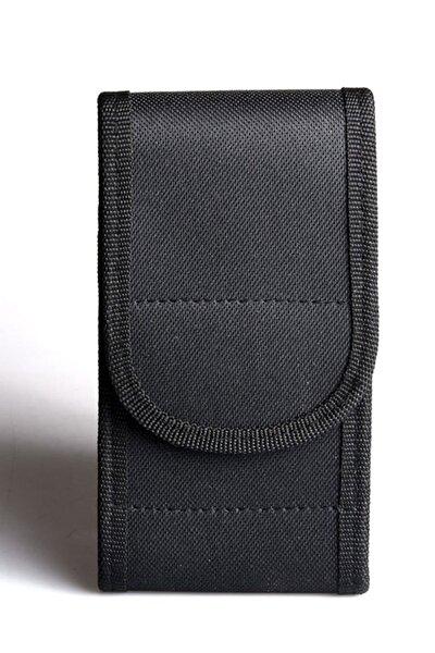 Kemer Askılı Imperteks Kumaş Toza Darbeye Dayanıklı Telefon Çantası