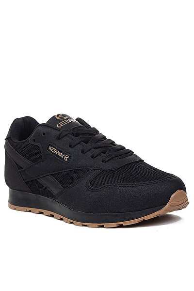 Unisex Siyah Sneaker Kw853201