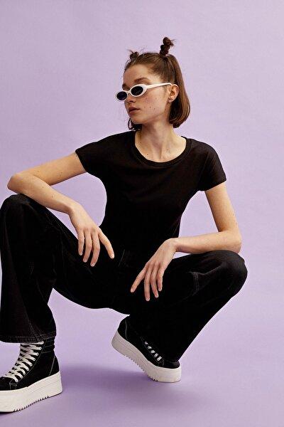 Kadın Siyah Jeans 1YAK47174OD