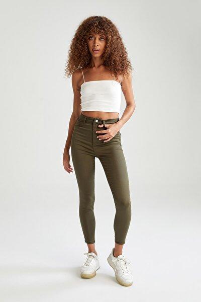 Anna Super Skinny Fit Yüksek Bel Pantolon