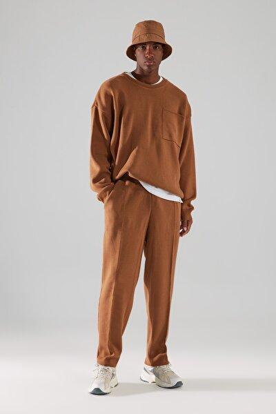 Tarçın Erkek Carrot Fit Pantolon TMNAW22PL0001
