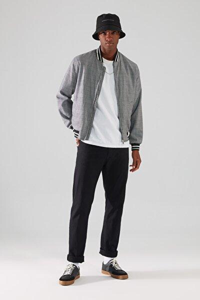 Siyah Erkek Skinny Jeans TMNAW20JE0369