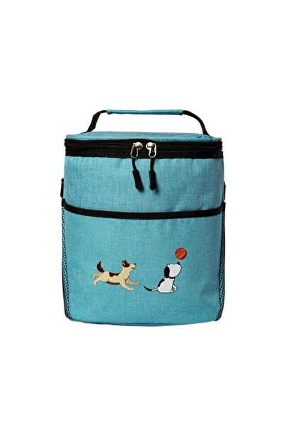 Dogs Turkuaz Isı Yalıtımlı Çanta