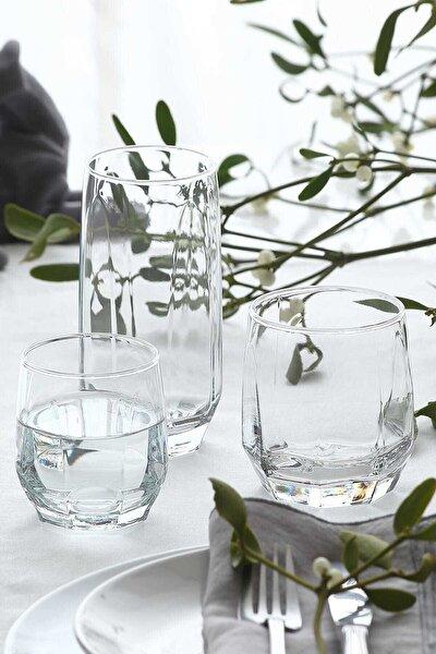 Diamond 18 Parça Meşrubat Bardağı Seti Fma05058