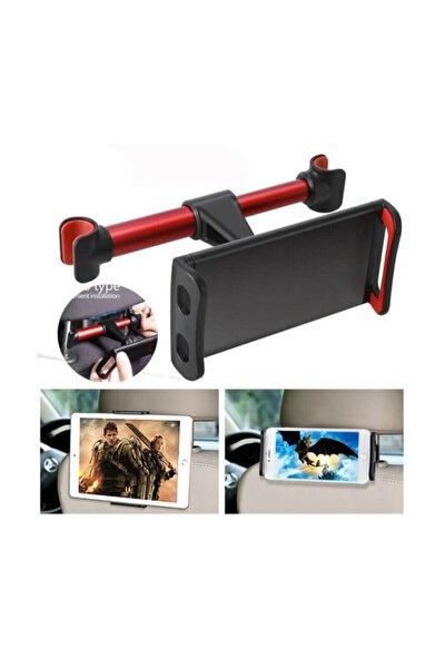 Araç Koltuk Başlığı Arkası 360 Derece Ipad Tablet Telefon Tutucu