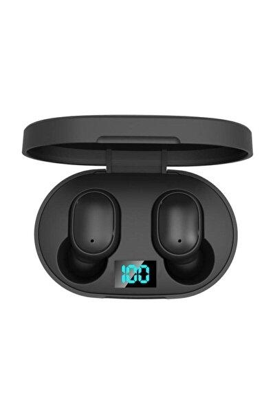 Ae6s Bluetooth 5.0 Kablosuz Kulaklık Çift Mikrofonlu Powerbank Kutulu Şarj Kablosu