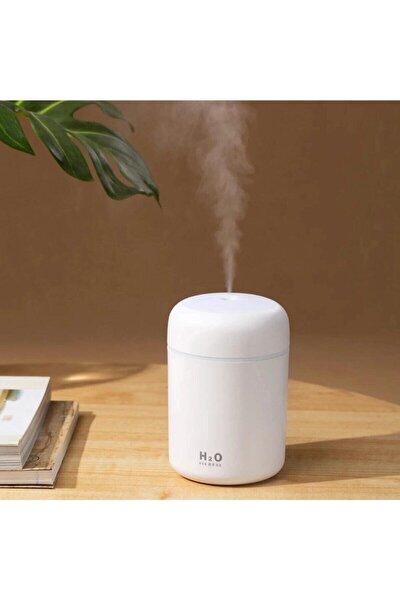 Demirkol Store 300 ml Ulrasonik Hava Nemlendirici Buhar Makinesi ve Aroma Difüzörü