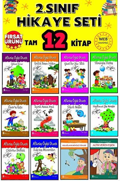 2.sınıflar Için Öğretmen Tavsiyeli 12'li Hikaye Kitabı Seti