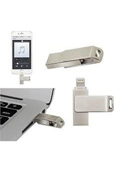 Galıo 32 gb Iphone Uyumlu Otg Flash Bellek