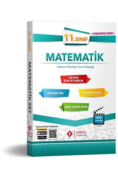 11.sınıf Matematik Modüler Set 2021-2022