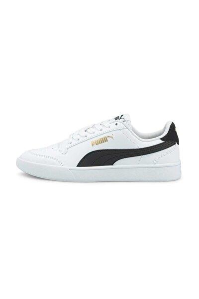 SHUFFLE JR Beyaz Erkek Çocuk Sneaker Ayakkabı 101085496