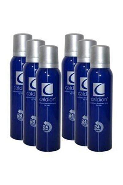 6 Adet Classic Erkek Deodorant 150 ml